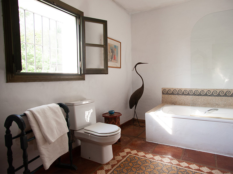 An image of bathroom for bedroom 1